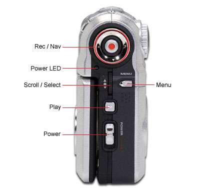 dxg 305v 3 0 megapixel mpeg 4 silver digital video camera dxg305vs rh users freenet am DXG Camcorder User Manual DXG Camcorder User Manual